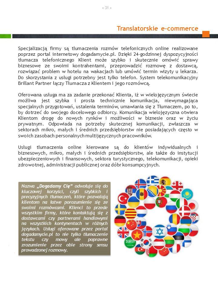 Translatorskie e-commerce