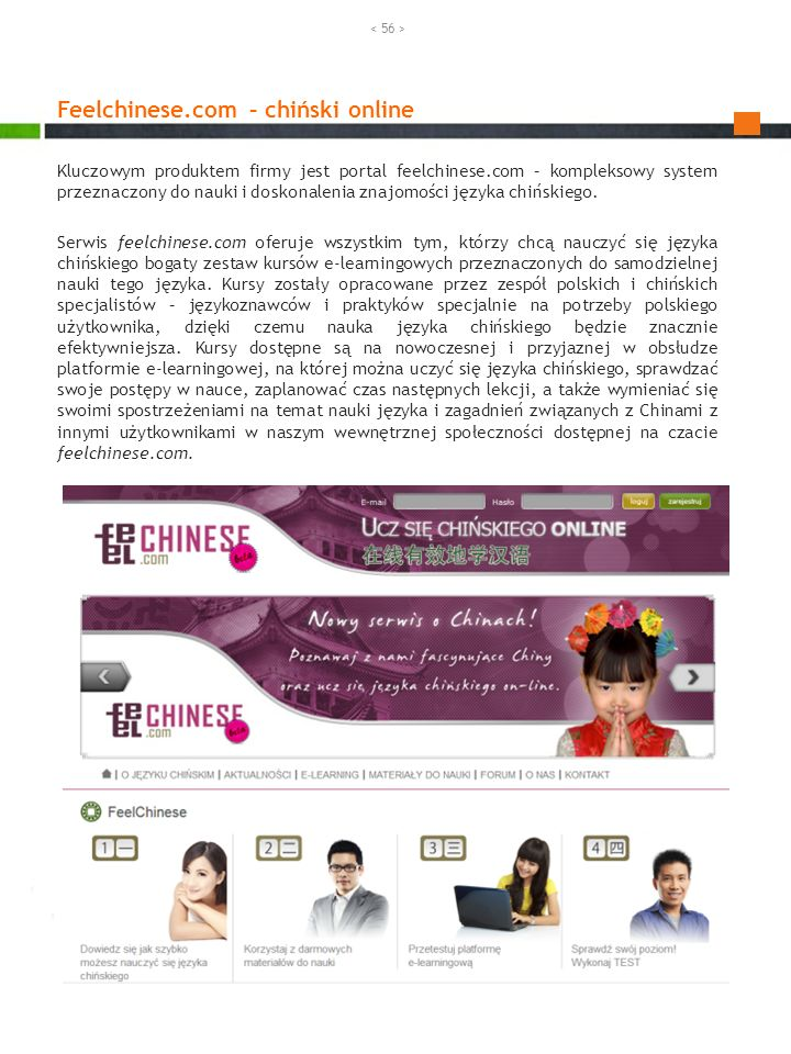 Feelchinese.com – chiński online