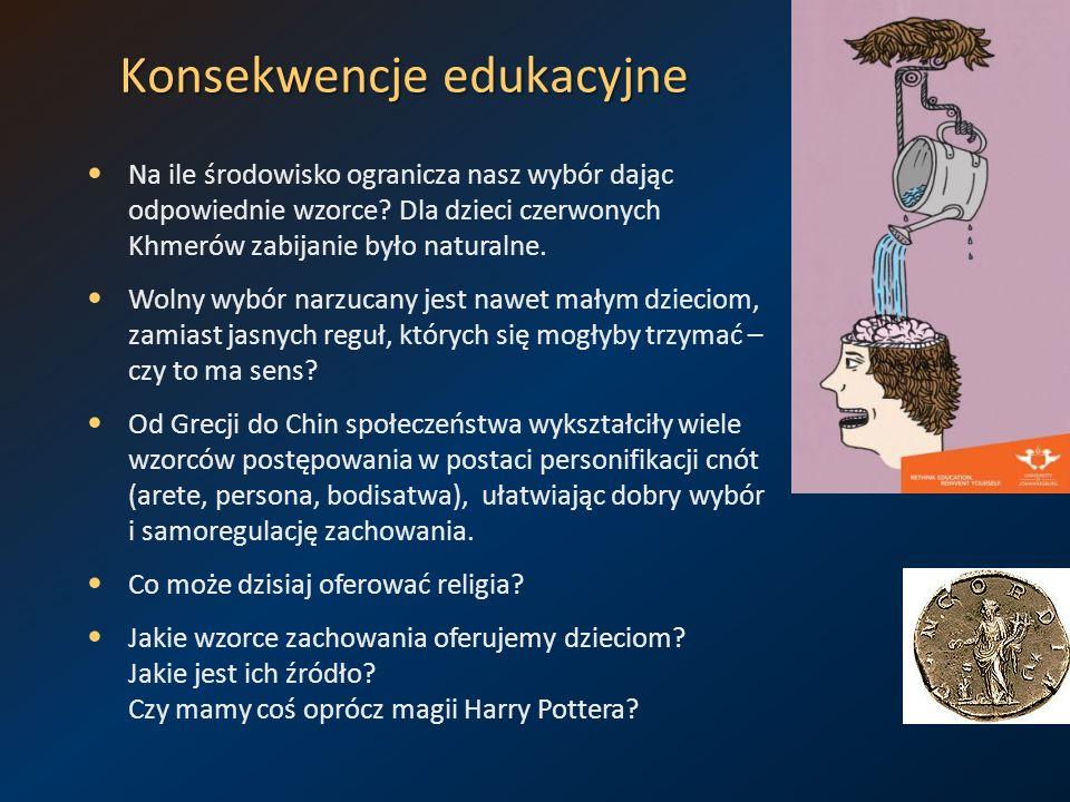 Konsekwencje edukacyjne