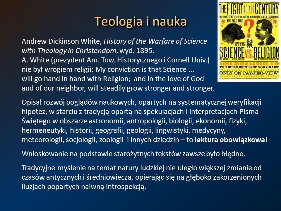 Teologia i nauka