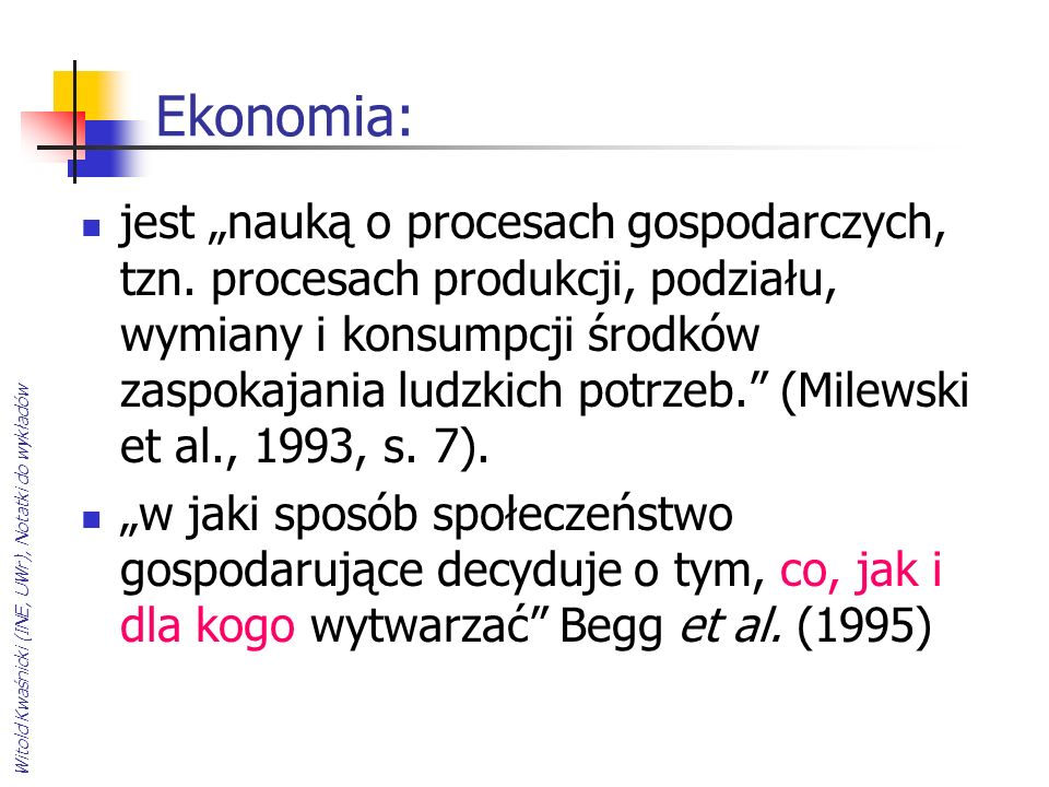 Ekonomia: