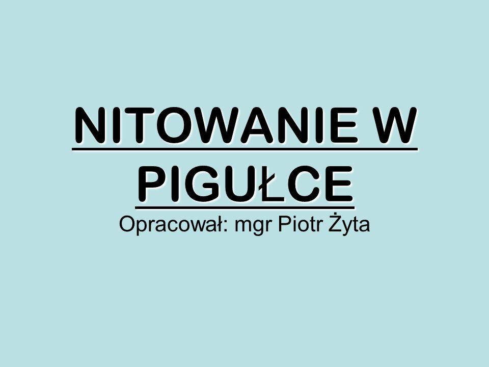 Opracował: mgr Piotr Żyta