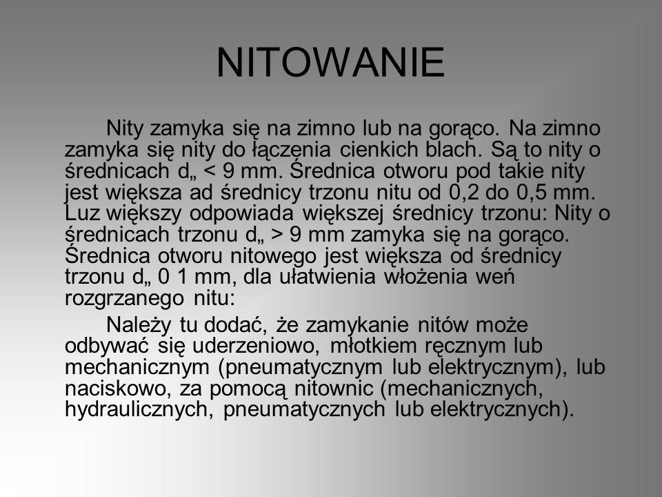 NITOWANIE