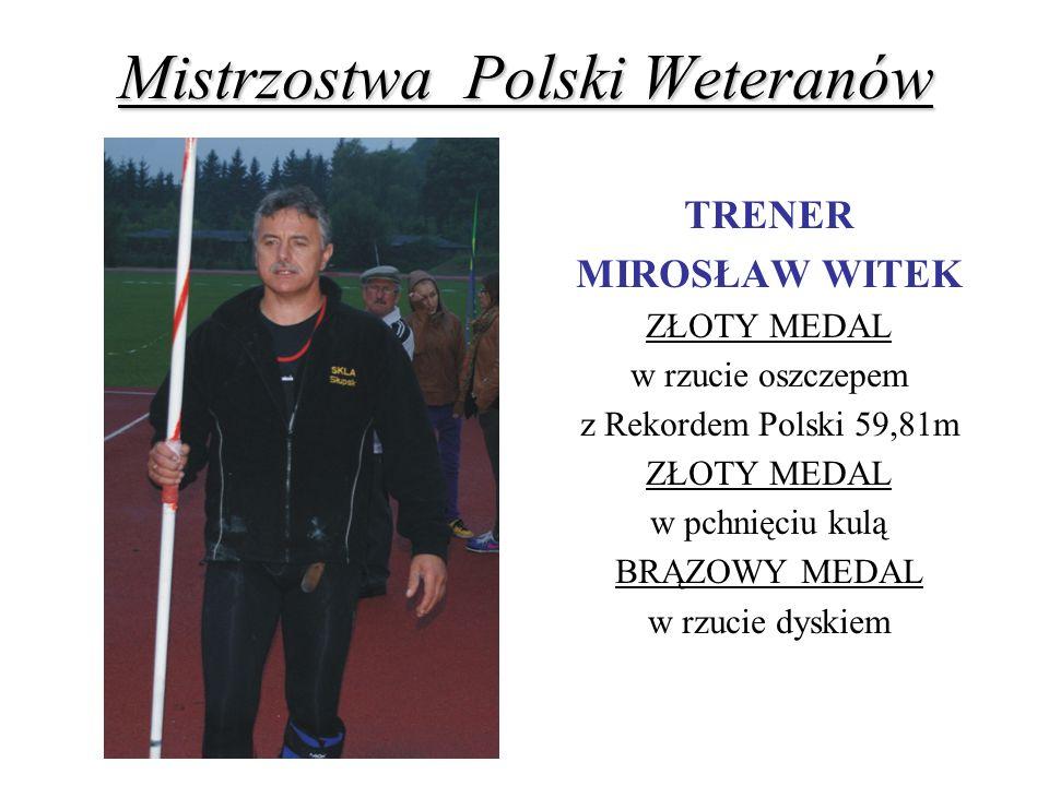 Mistrzostwa Polski Weteranów