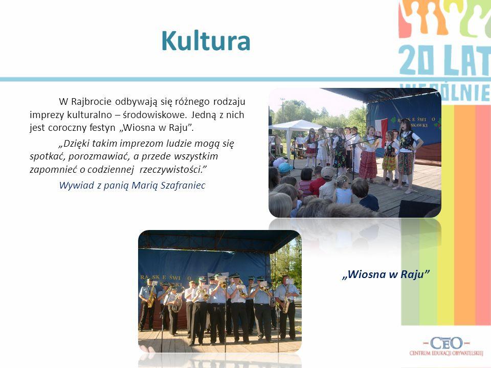 """Kultura """"Wiosna w Raju"""
