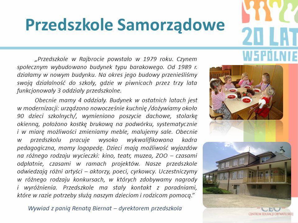 Przedszkole Samorządowe