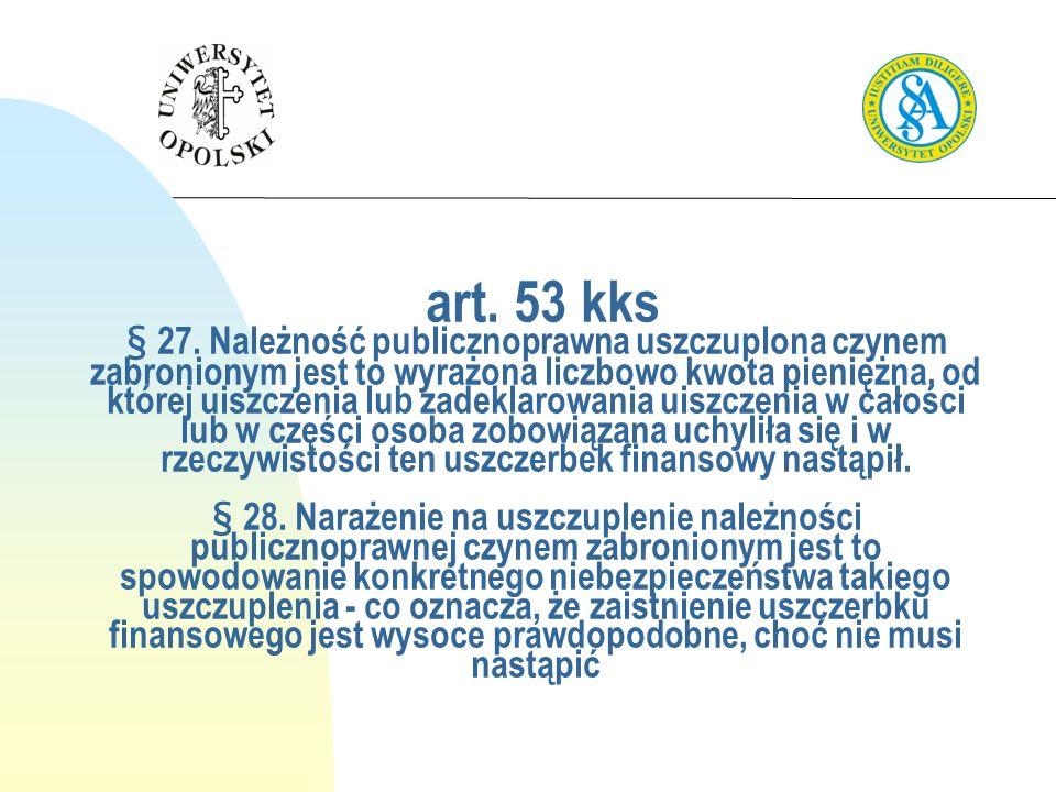 3.12.07 art. 53 kks.