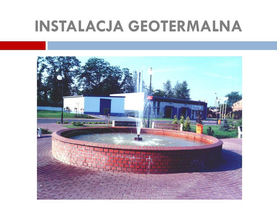 INSTALACJA GEOTERMALNA