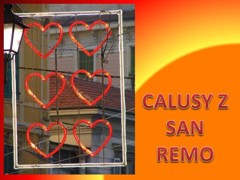 CALUSY Z SAN REMO