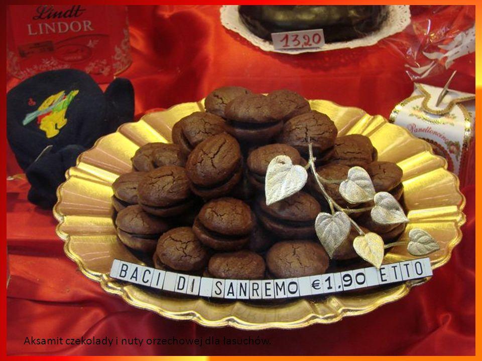 Aksamit czekolady i nuty orzechowej dla łasuchów.