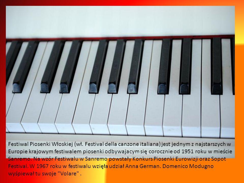 Festiwal Piosenki Włoskiej (wł