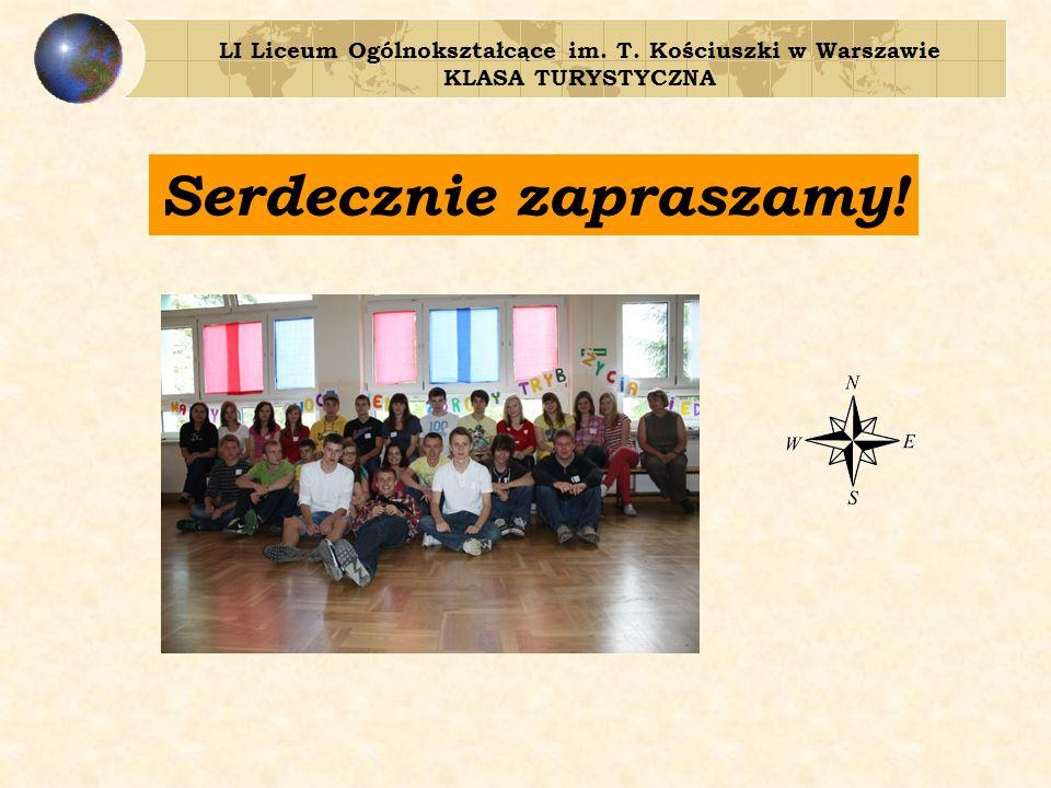 LI Liceum Ogólnokształcące im. T. Kościuszki w Warszawie