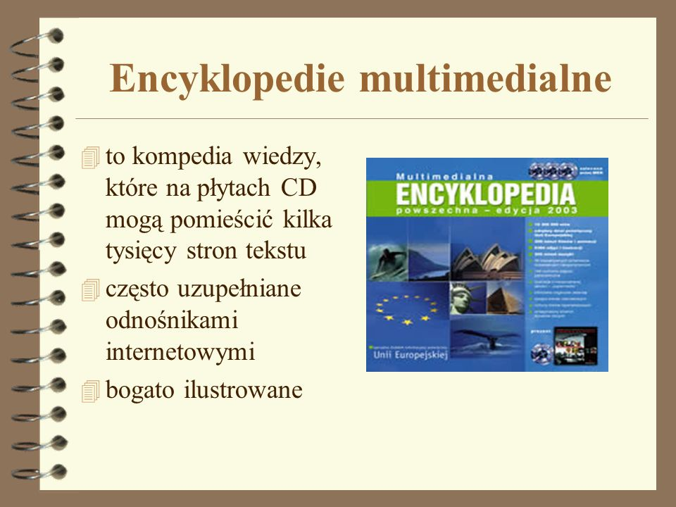 Encyklopedie multimedialne