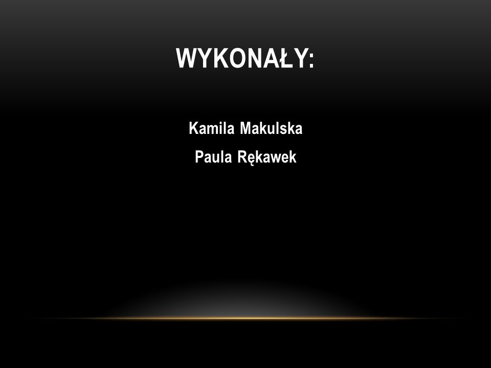 Kamila Makulska Paula Rękawek
