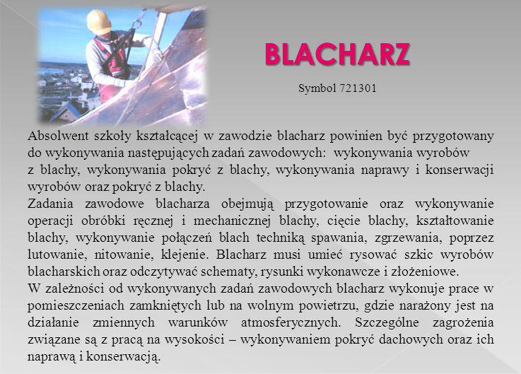 BLACHARZ Symbol 721301.