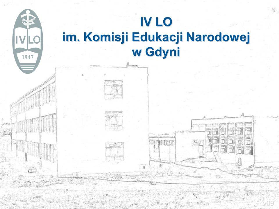 IV LO im. Komisji Edukacji Narodowej w Gdyni