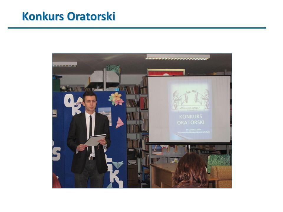 Konkurs Oratorski