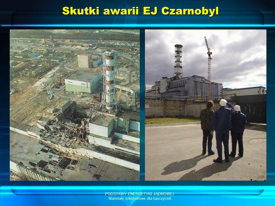 Skutki awarii EJ Czarnobyl