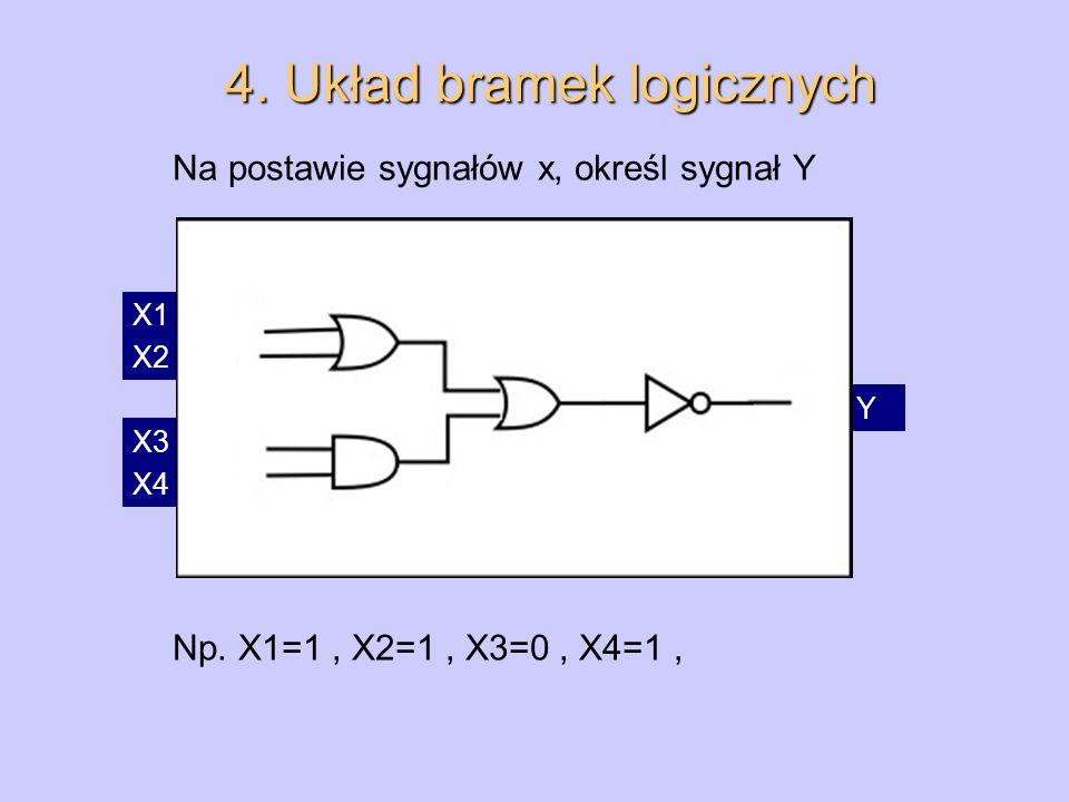 4. Układ bramek logicznych