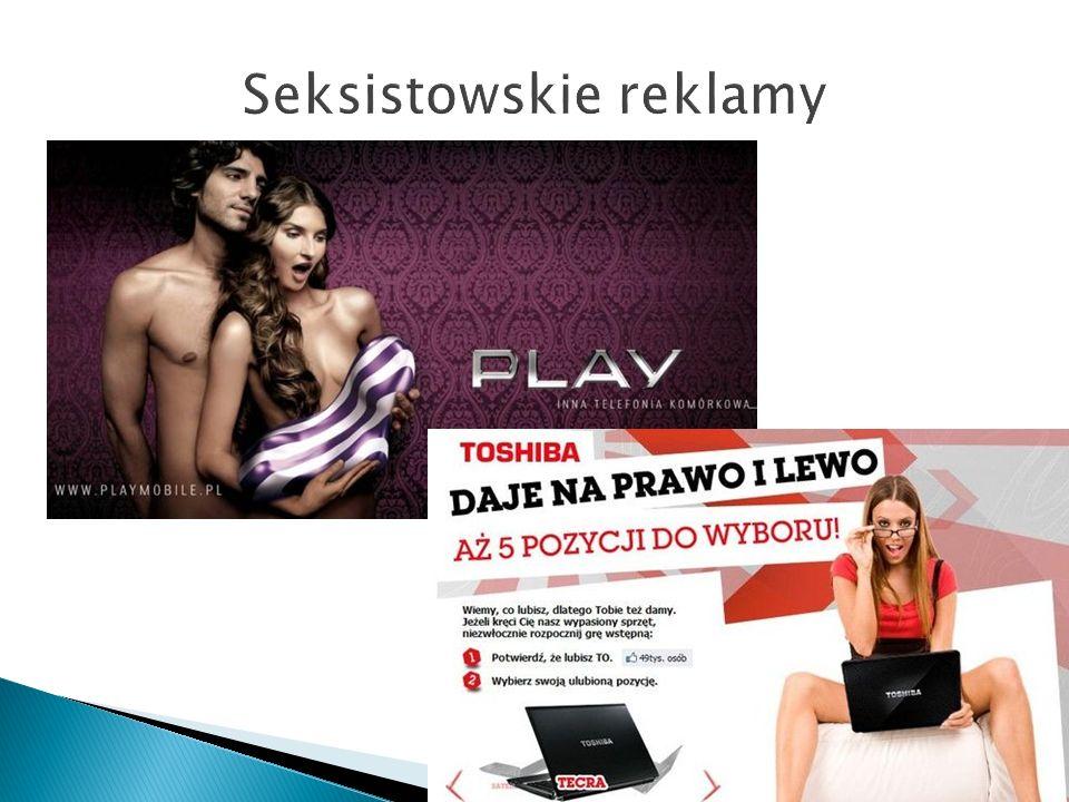 Seksistowskie reklamy