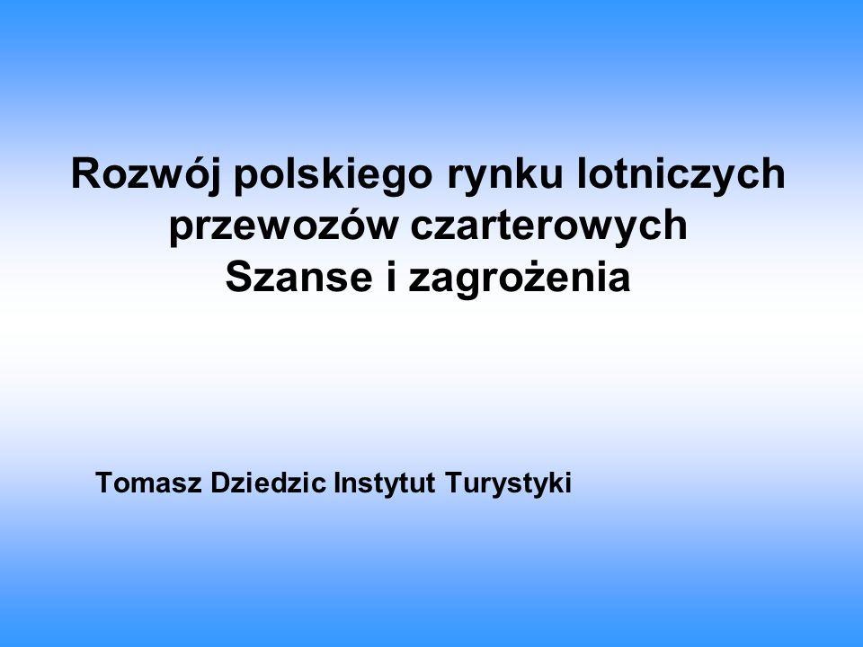 Tomasz Dziedzic Instytut Turystyki