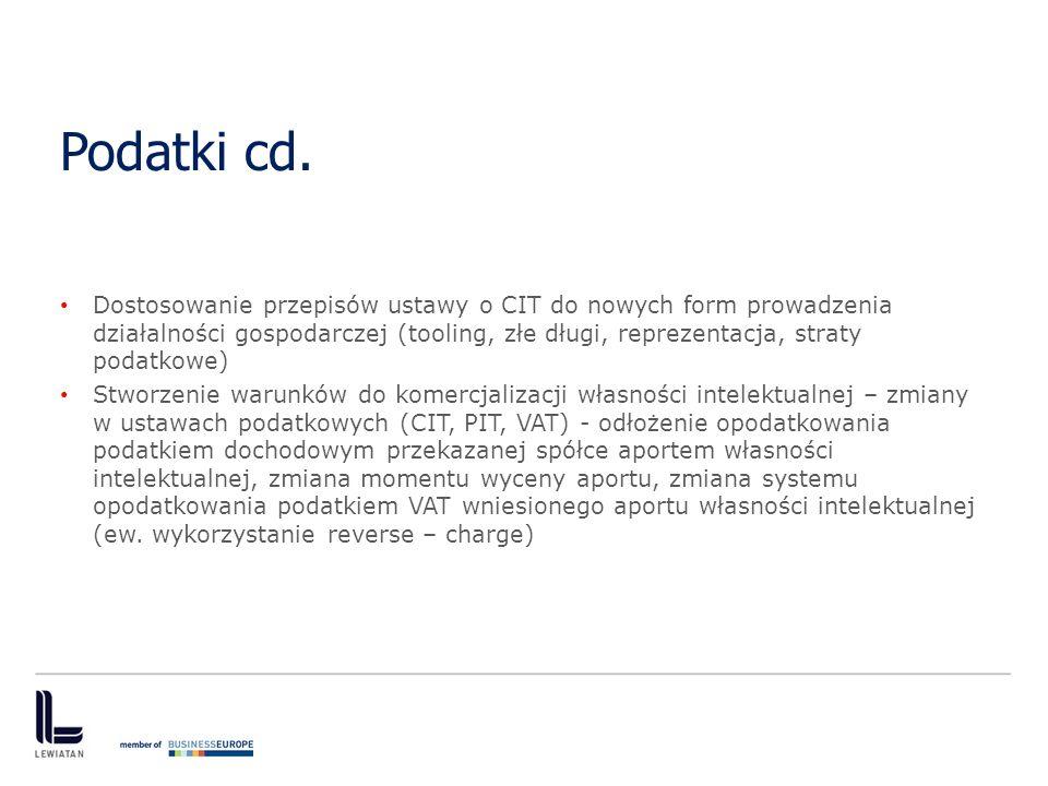 Podatki cd.