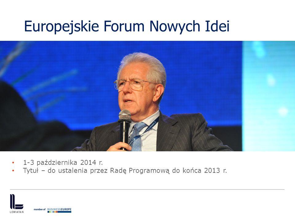 Europejskie Forum Nowych Idei