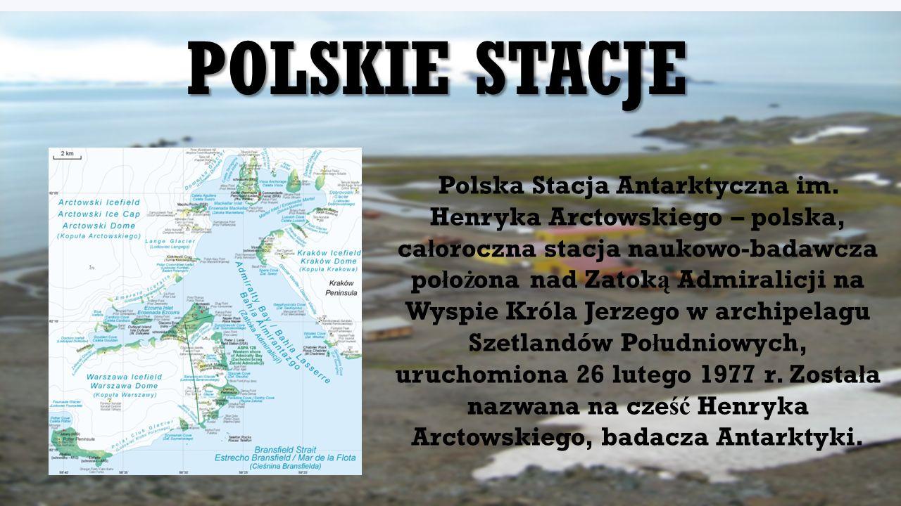 POLSKIE STACJE
