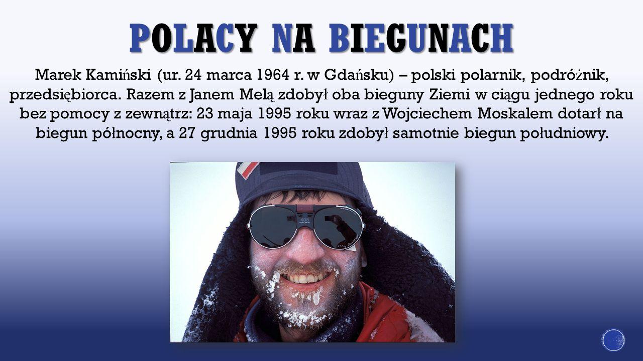 POLACY NA BIEGUNACH