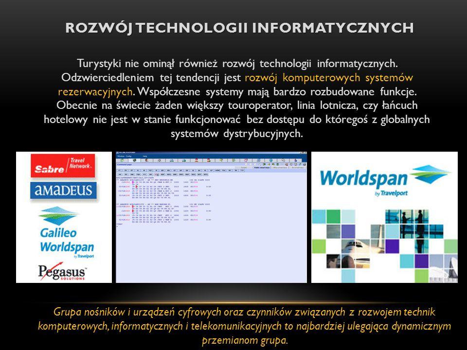 rozwój technologii informatycznych