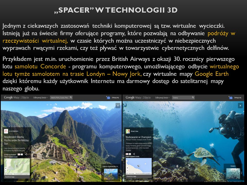 """spacer w technologii 3D"