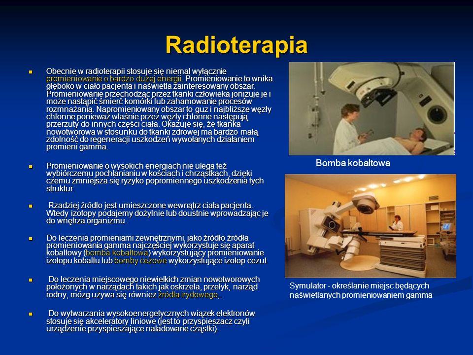 Radioterapia Bomba kobaltowa