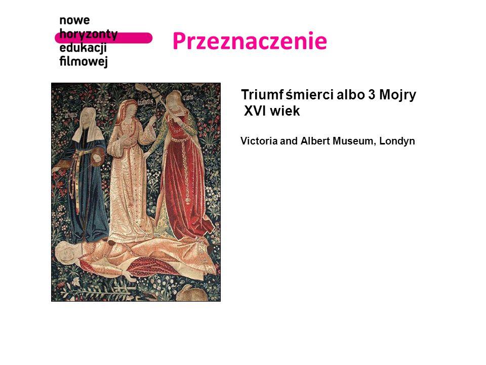 Przeznaczenie Triumf śmierci albo 3 Mojry XVI wiek