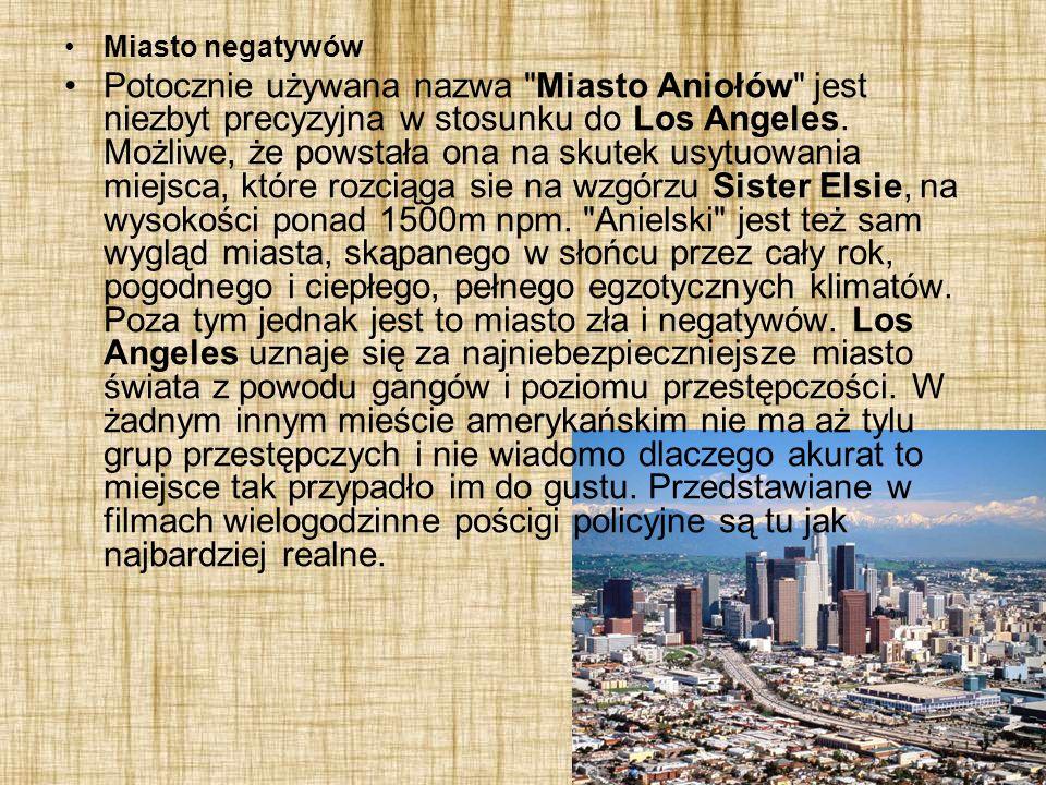 Miasto negatywów