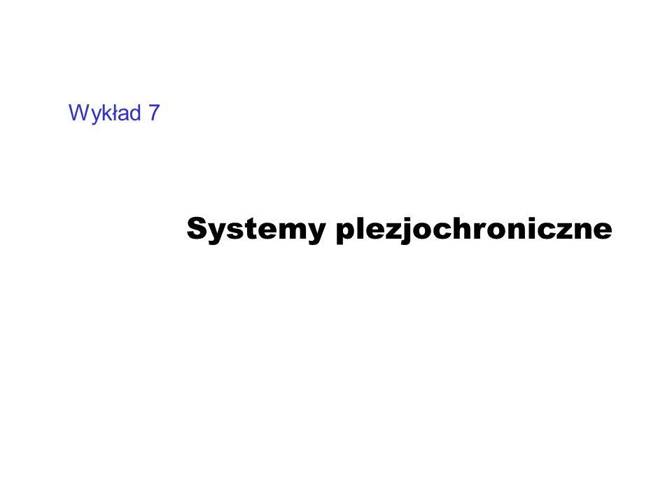 Systemy plezjochroniczne