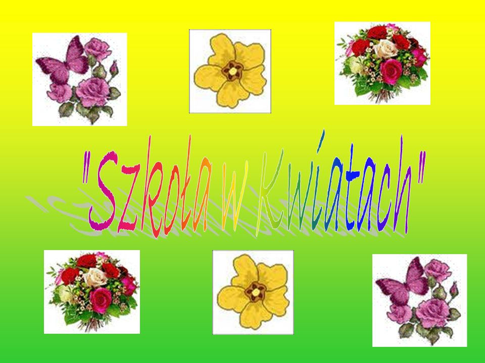 Szkoła w Kwiatach