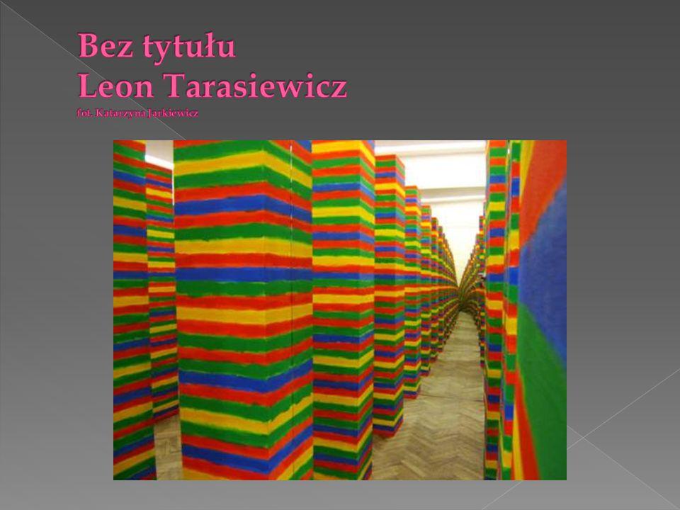 Bez tytułu Leon Tarasiewicz fot. Katarzyna Jarkiewicz