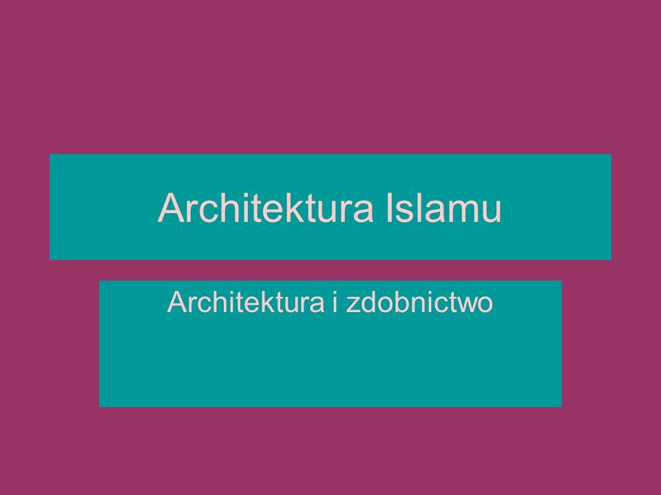 Architektura i zdobnictwo
