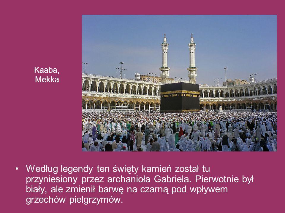 Kaaba, Mekka