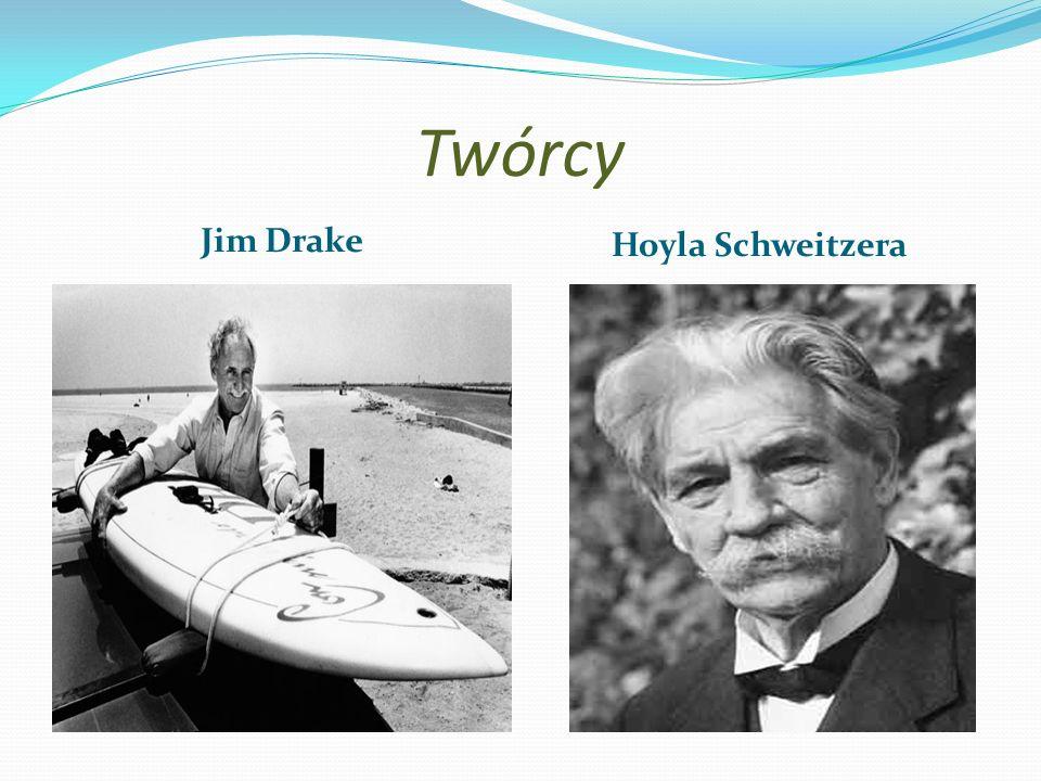 Twórcy Jim Drake Hoyla Schweitzera