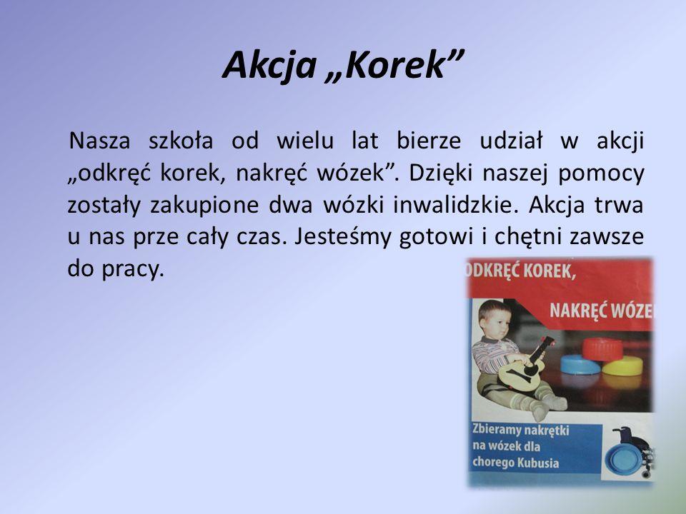 "Akcja ""Korek"