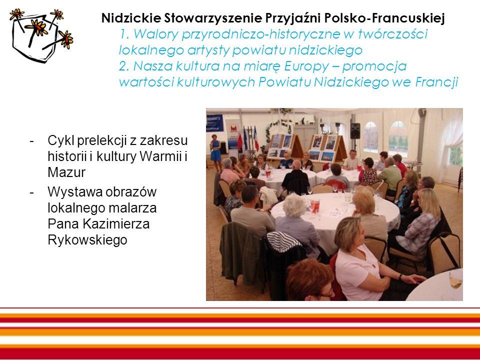 Nidzickie Stowarzyszenie Przyjaźni Polsko-Francuskiej 1