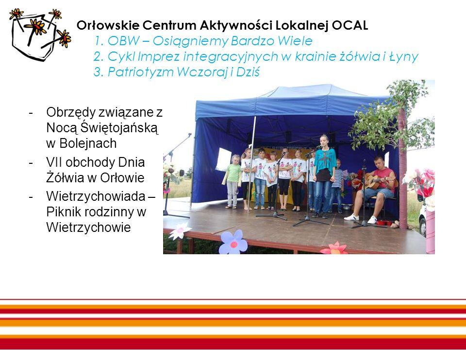 Orłowskie Centrum Aktywności Lokalnej OCAL 1