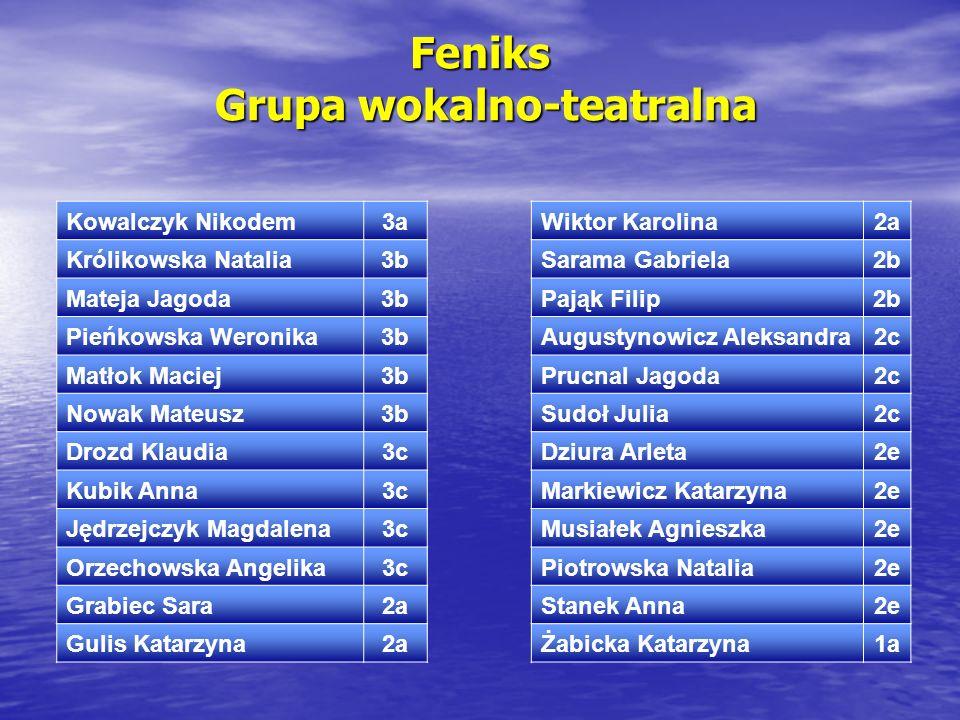 Feniks Grupa wokalno-teatralna
