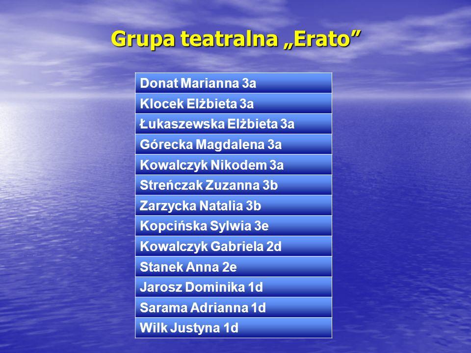 "Grupa teatralna ""Erato"