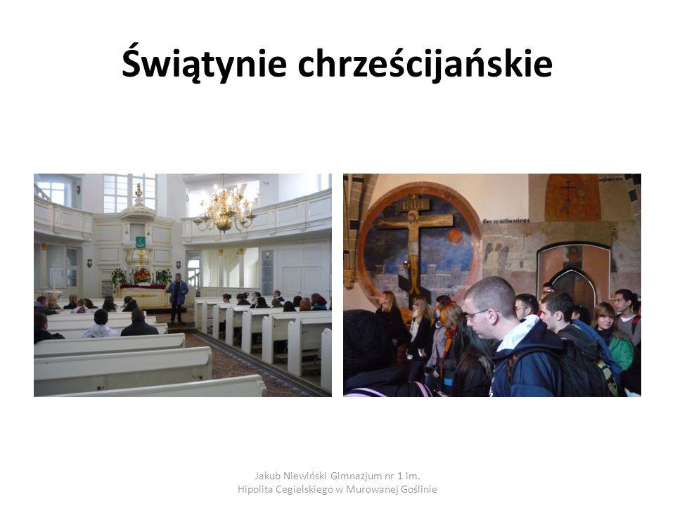 Świątynie chrześcijańskie