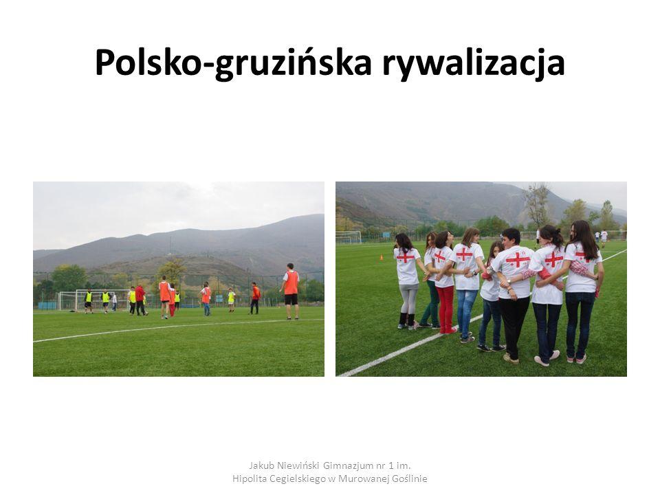 Polsko-gruzińska rywalizacja