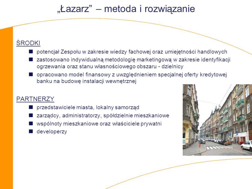 """""""Łazarz – metoda i rozwiązanie"""