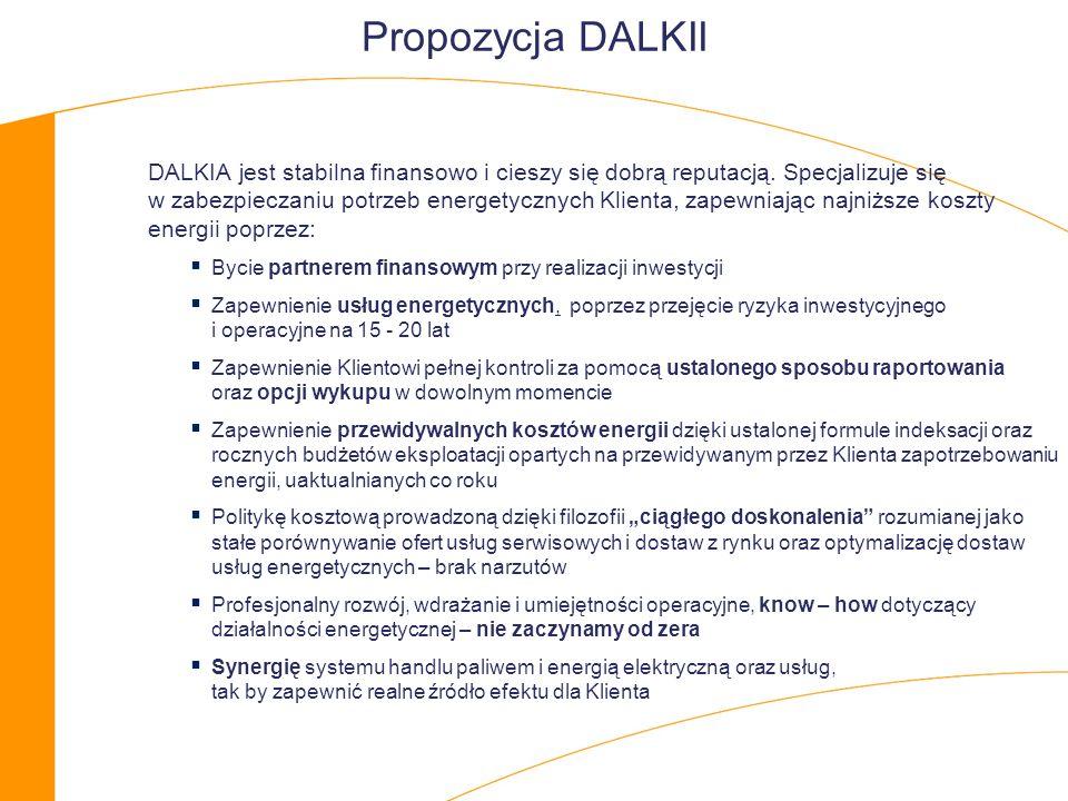 Propozycja DALKII