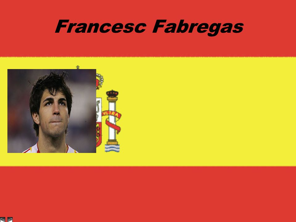 Francesc Fabregas